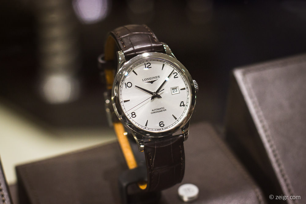 Longines Record COSC - Baselworld 2017