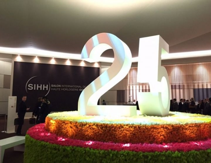 SIHH 2015: Watchlounge Review mit Live-Fotos