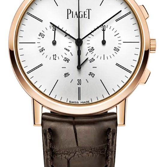 Pre-SIHH 2015: Piaget Altiplano Chronograph