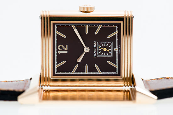 By Watchlounge: Jaeger-LeCoultre GRANDE REVERSO ULTRA THIN 1931