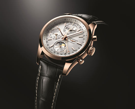 Pre-Basel 2015: Longines Conquest Classic Moonphase
