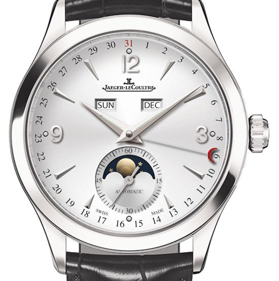 Jaeger-LeCoultre's Linie Master Control