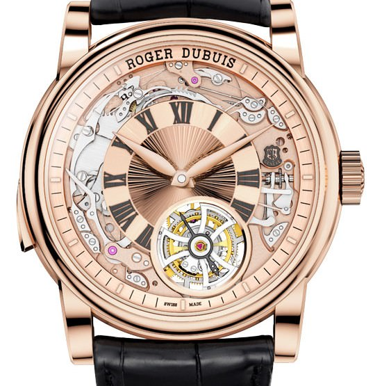 Roger Dubuis Minutenrepetition Tourbillon