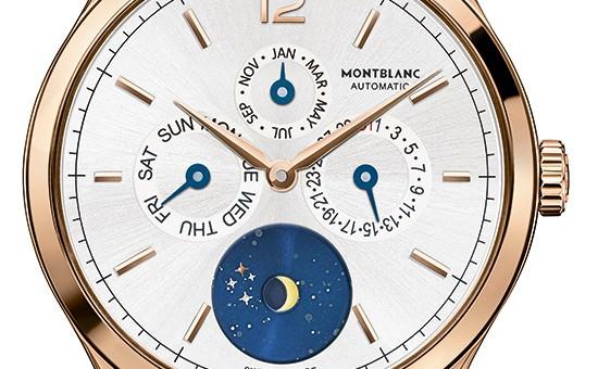 SIHH 2015: Montblanc Heritage Chronométrie