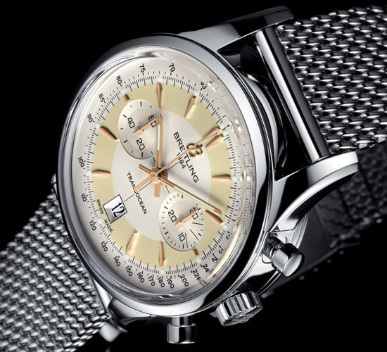 Breitling Transocean Chronograph: Limited Edition