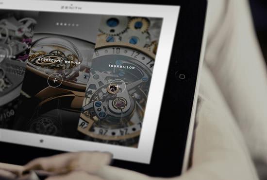Geballtes Wissen: Uhren-App von Zenith