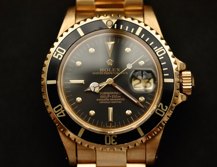Vintage-Check: Rolex Submariner 1680/8