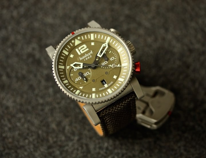 By Watchlounge: Hanhart Primus Survivor Pilot