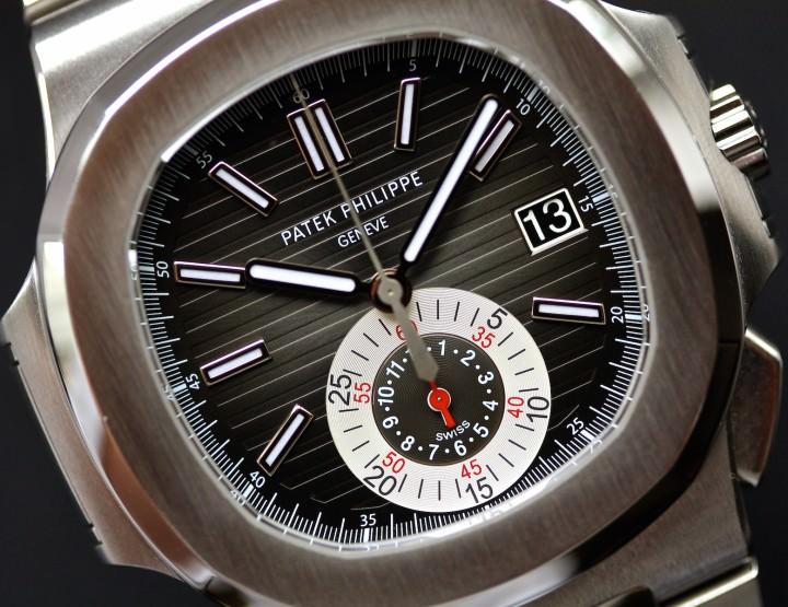 Patek Philippe Nautilus Chronograph 5980