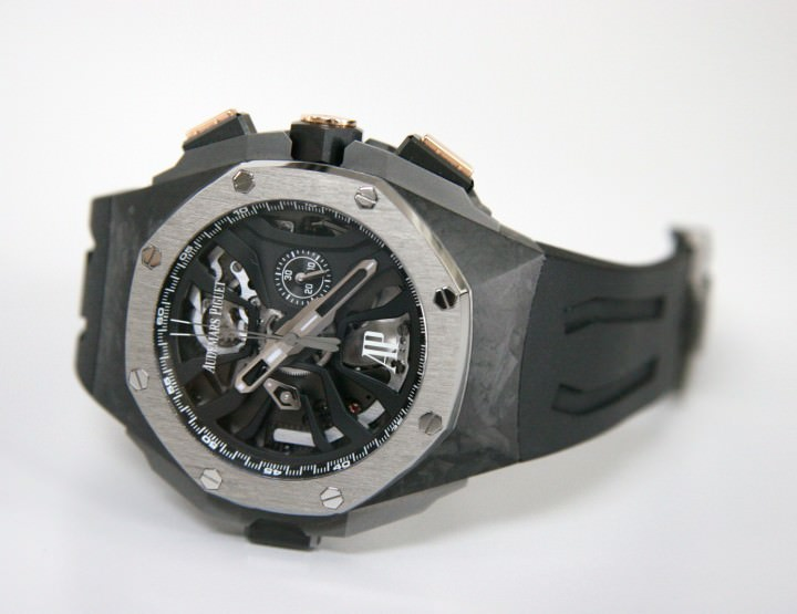 By Watchlounge: Audemars Piguet Royal Oak Concept Laptimer Michael Schumacher