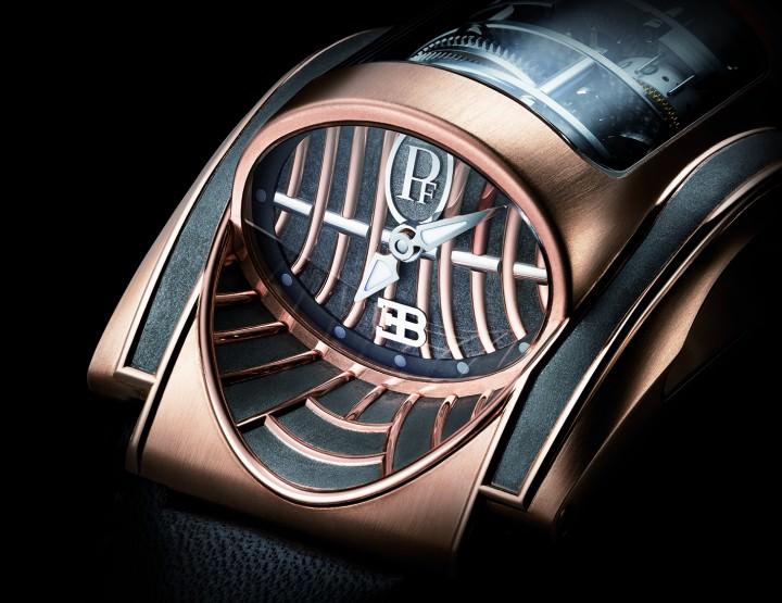 Parmigiani Fleurier Bugatti Mythe