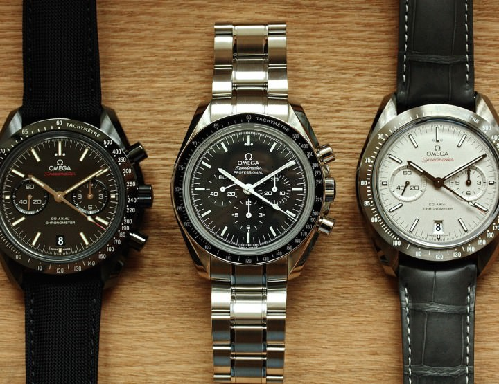 Modell-Check Omega Moonwatch