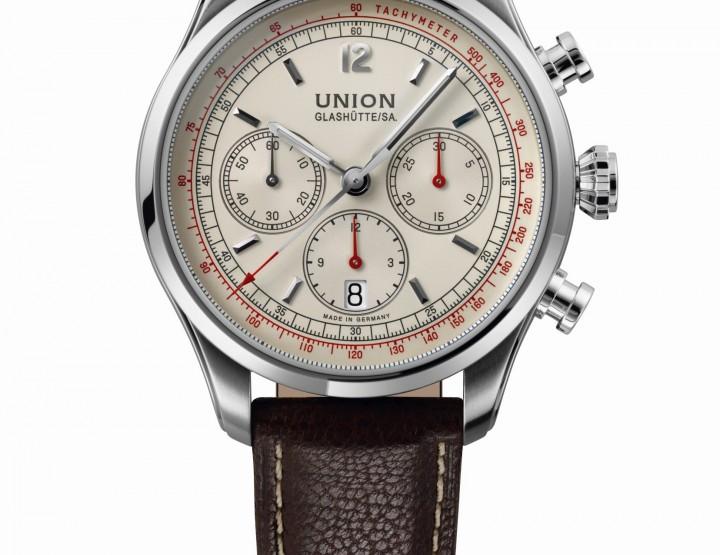 Union Glashütte´s neuer Belisar Chronograph