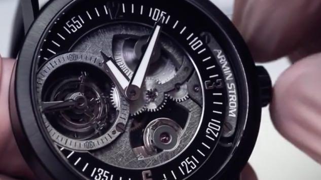 Armin Strom Swiss Watch Manufacturing