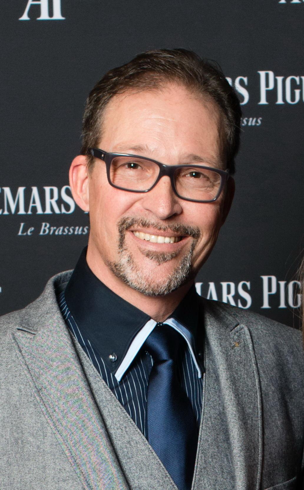 Christophe Guhl, Senior Product Content Specialist bei Audemars Piguet