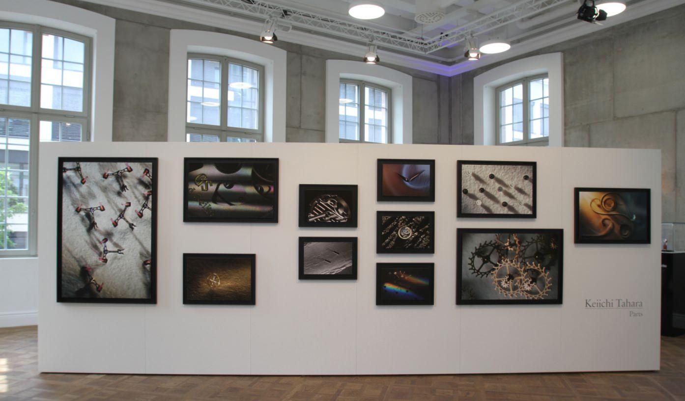Feierliche Eroeffnung Seiko Boutique Frankfurt Fotoausstellung
