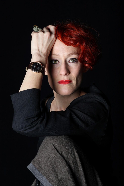 Portrait de Sara Sandmeier Baume & Mercier © Magali Girardin.