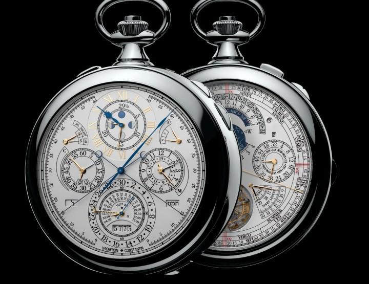 Vacheron Constantin stellt Uhr mit 57 Komplikationen vor