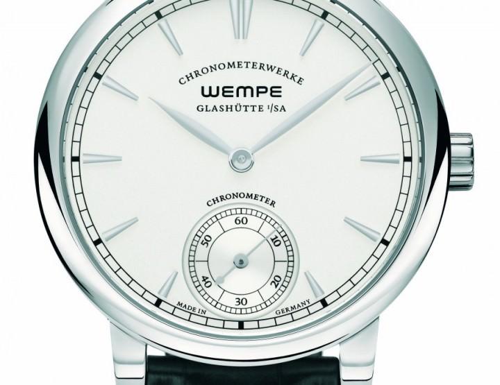 Wempe Glashütte i/SA: Zeit für drei Neue