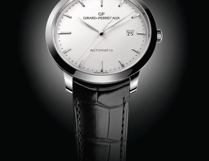 Die neue 1966 von Girard-Perregaux in Edelstahl