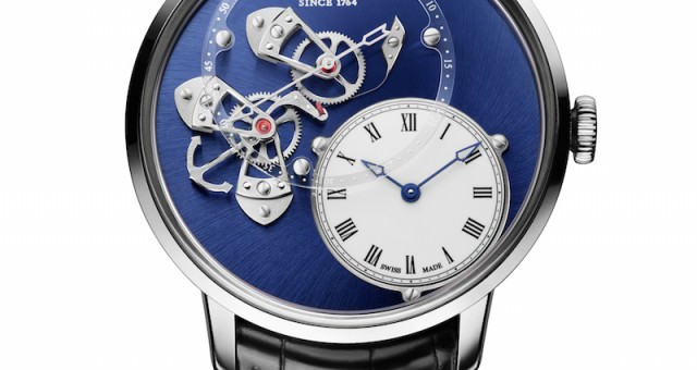 Arnold & Son DSTB (Dial Side True Beat)