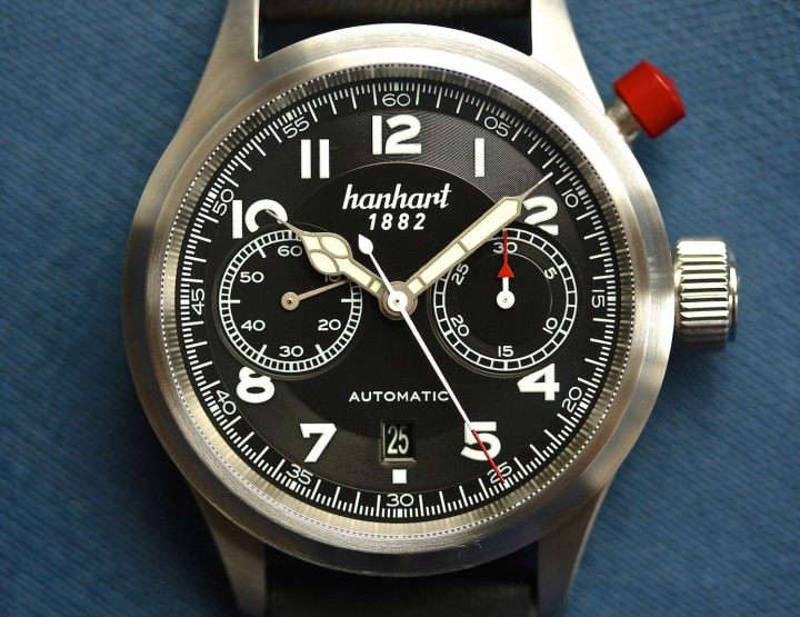 Hanhart Pioneer Mono Control