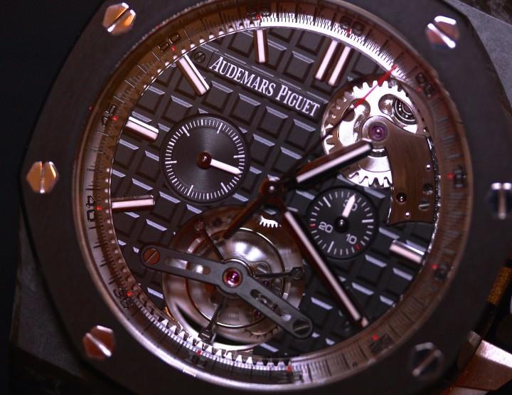 Exklusives Uhrendinner mit Audemars Piguet