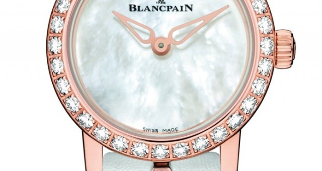 Blancpain Ladybird: Automatik mit Charm(e)