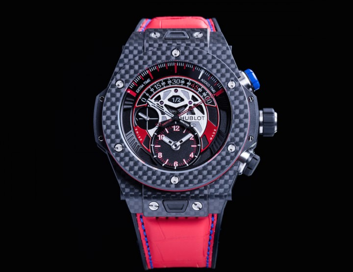 Hublot´s Big Bang Unico Bi-Retrograde FC Bayern München