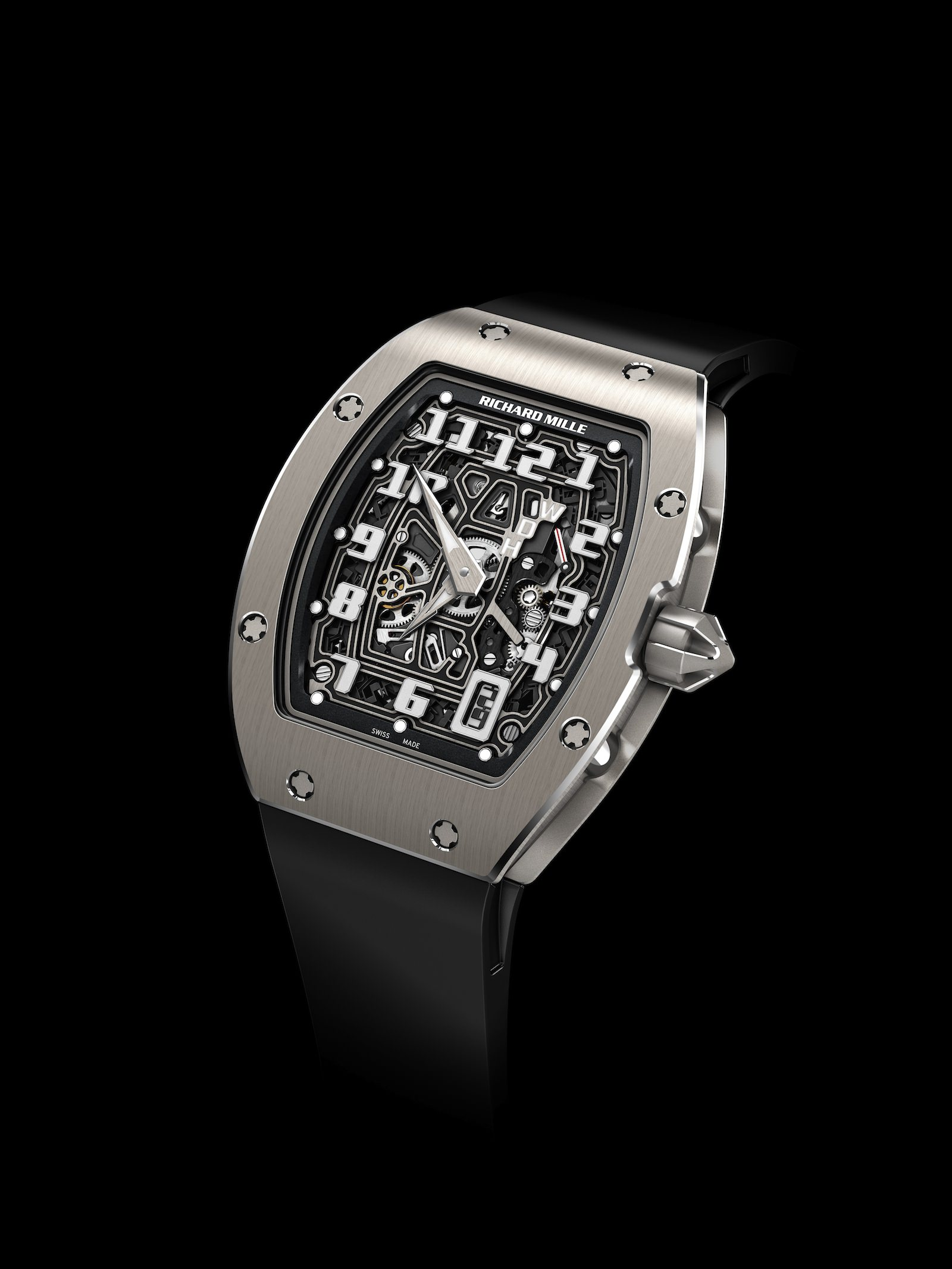 Richard Mille RM67-01 FRONT RGB