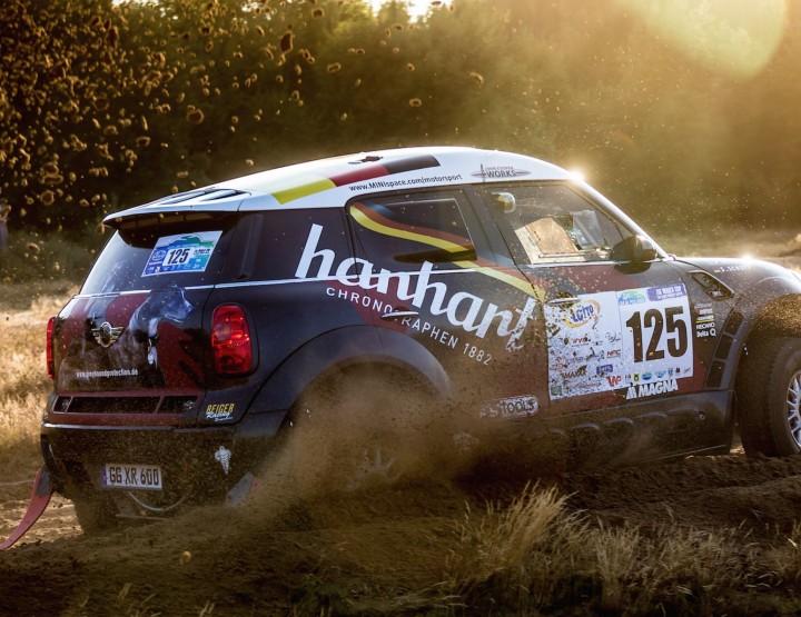 Hanhart schickt die Primus zur Rally Dakar
