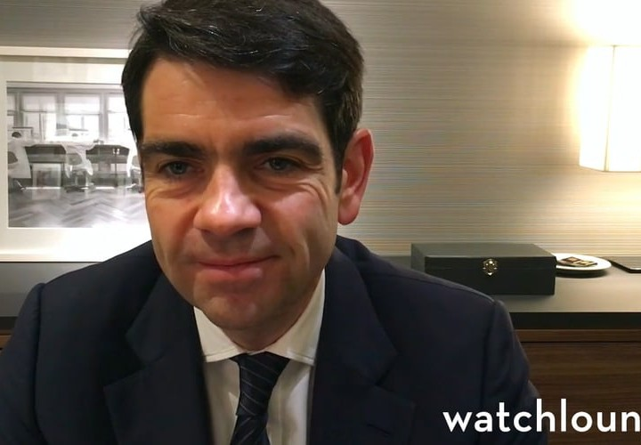 SIHH Exklusiv-Interview: Jérôme Lambert, CEO Montblanc