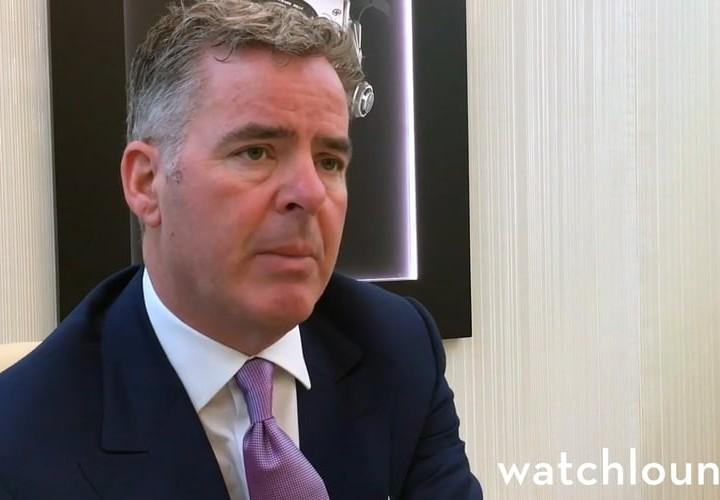 SIHH Exklusiv-Interview: Peter Harrison, Richard Mille