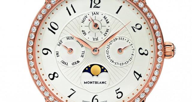 Montblanc: Zeit für große Komplikationen