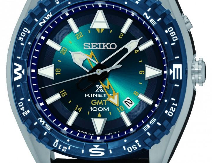 Neue Seiko Prospex Land Kinetic GMT