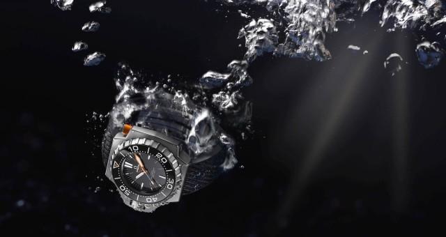 Die neuen Omega Ploprof-Modelle als Master Chronometer