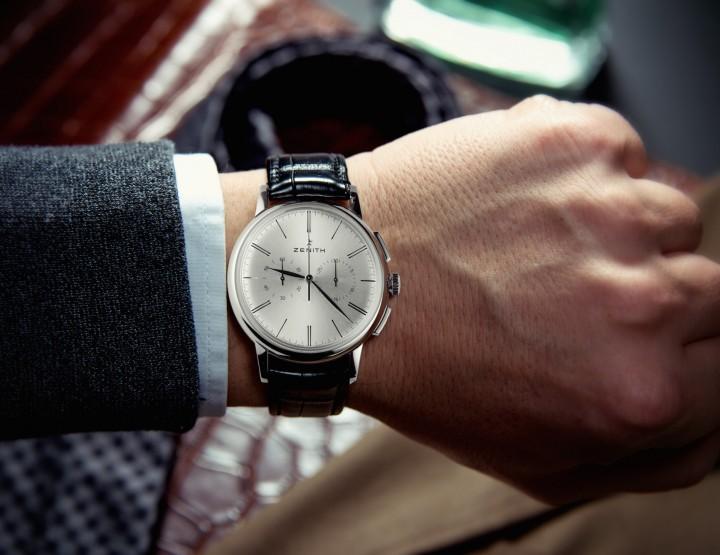 Zenith Elite Chronograph Classic im Handel