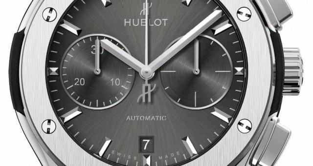 Hublot Classic Fusion in Racing Grey
