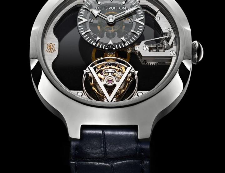 Louis Vuitton mit Tourbillon & Genfer Siegel