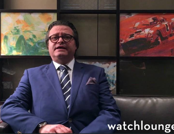 Exklusivinterview mit Zenith-CEO Aldo Magada