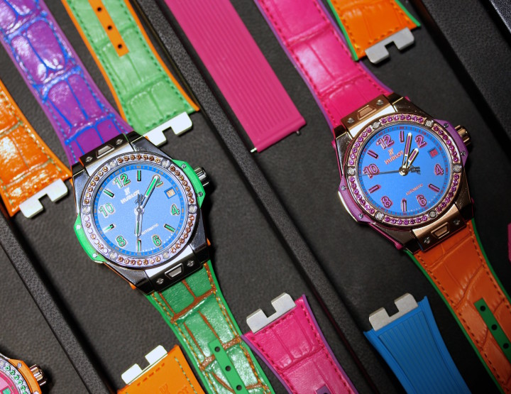 Basel 2016: Hublot Big Bang Pop Art One Click