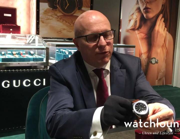 Exklusivinterview mit Stéphane Linder von Gucci
