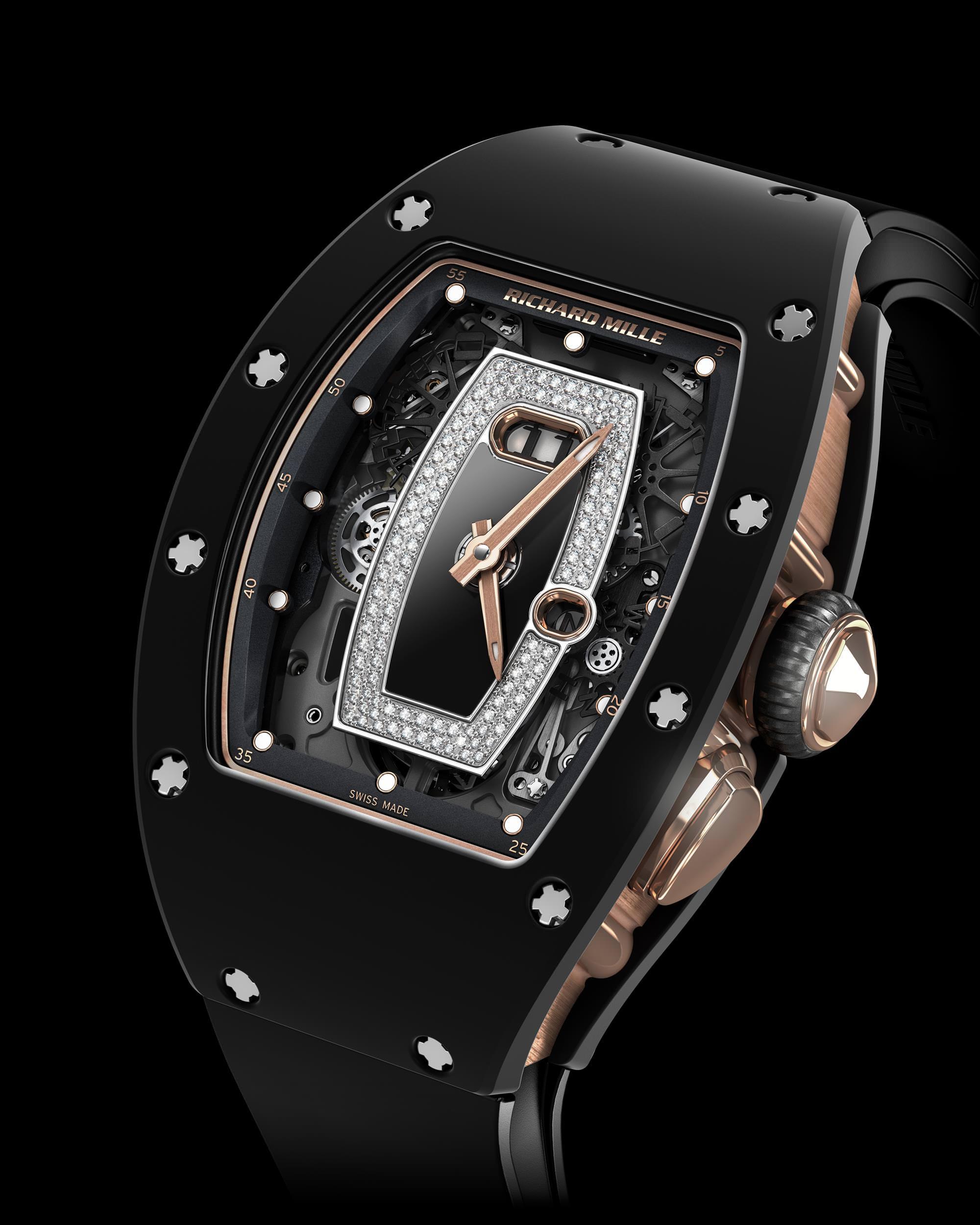 Die Richard Mille RM 037