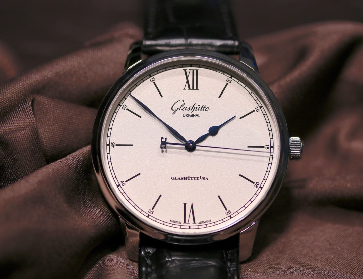 Hands-on: Die Glashütte Original Senator Excellence