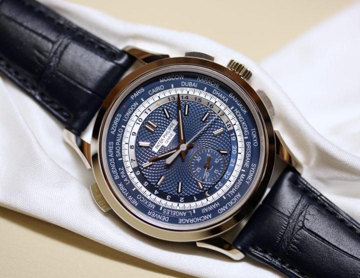 Der neue Patek Philippe Weltzeit Chronograph