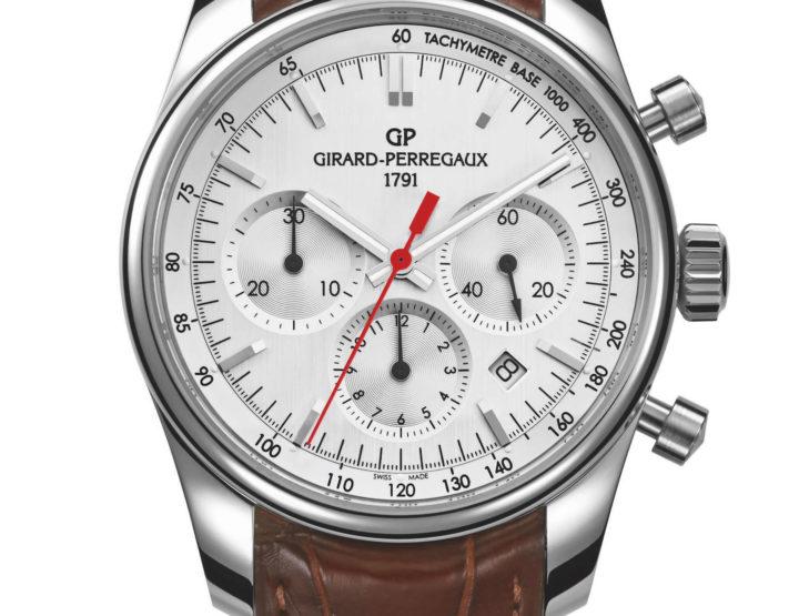 Girard-Perregaux mit neuer ´Sport Competizione´ Kollektion
