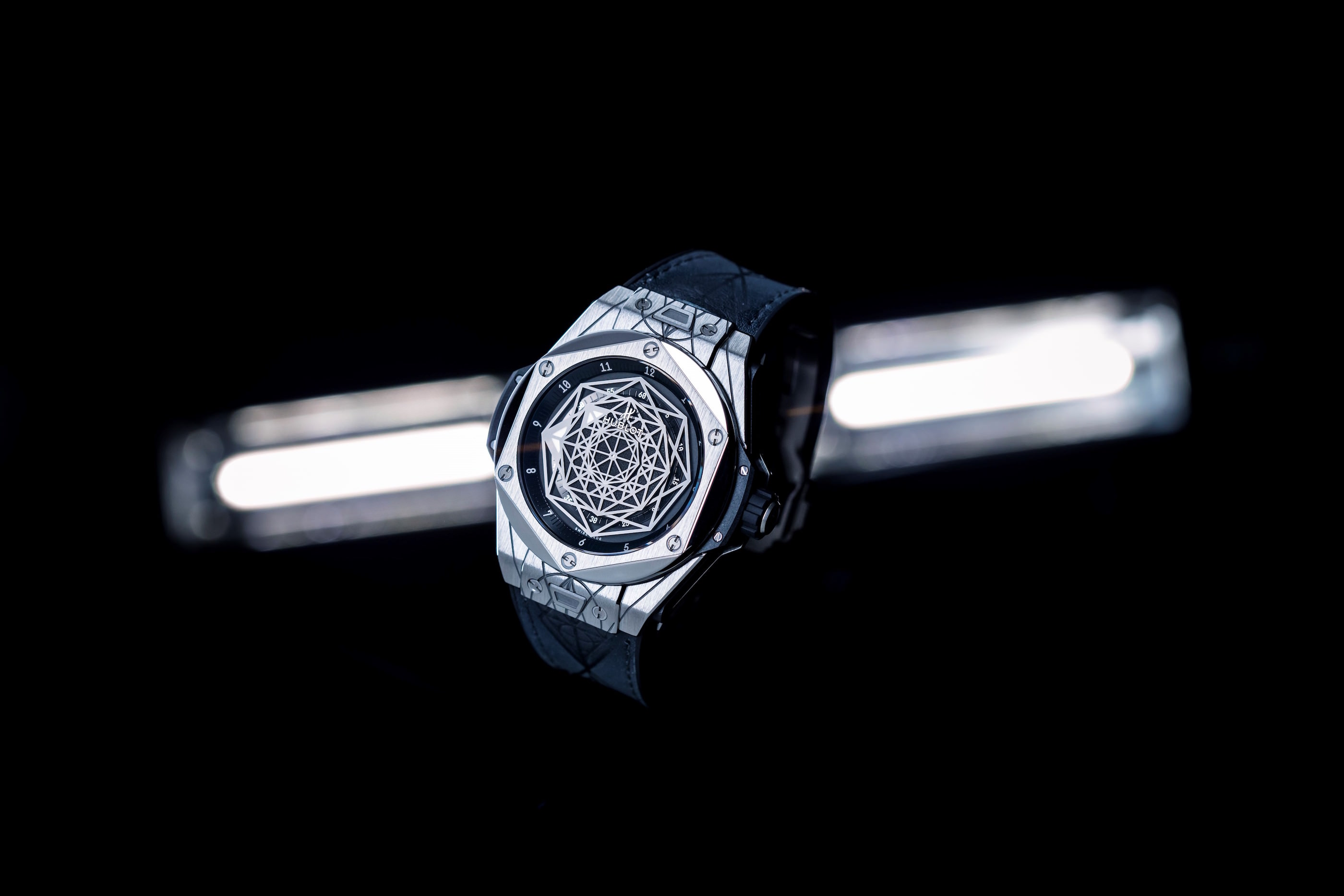 Die Hublot Big Bang Sang bleu