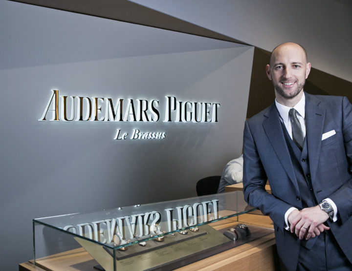 Interview mit Tim Sayler, CMO von Audemars Piguet