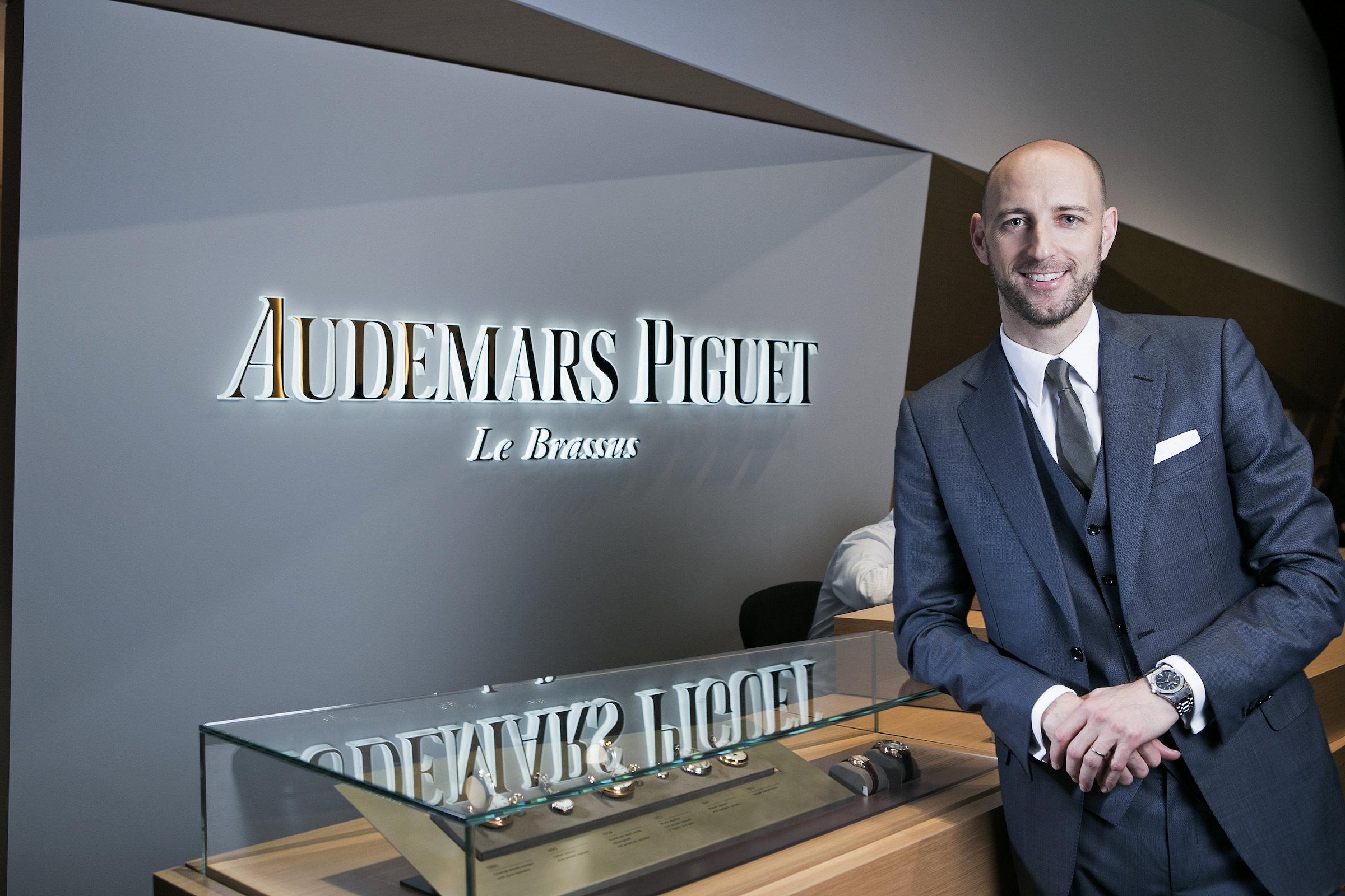 Tim Sayler, CMO von Audemars Piguet