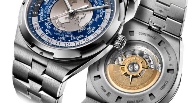 Der neue Vacheron Constantin Overseas World Time Chronograph